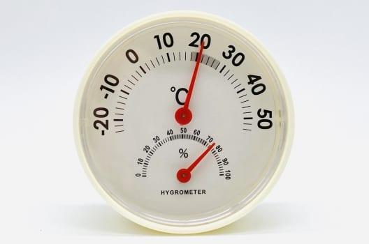 ダニの弱点は高熱と乾燥