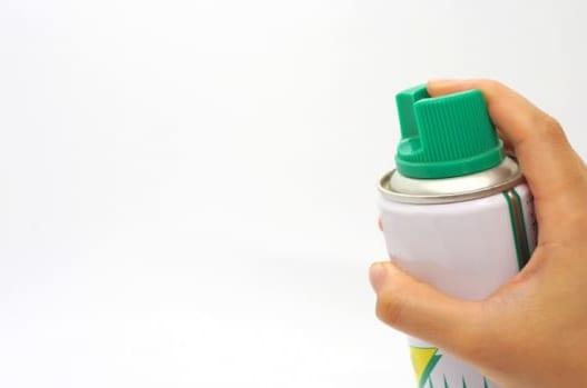 方法【1】殺虫剤や粘液スプレーで駆除する
