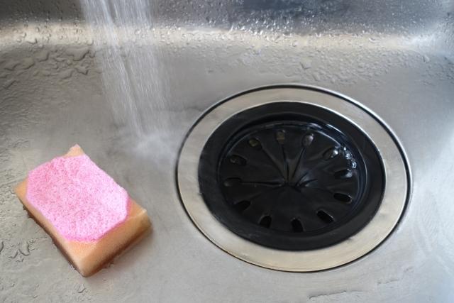 対策1.シンク洗い