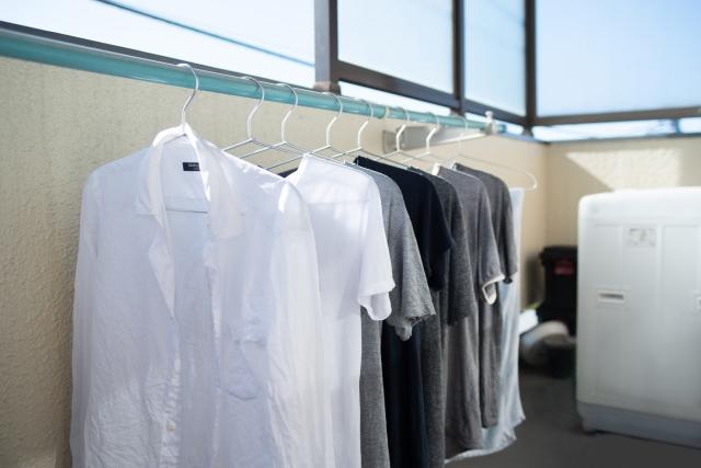 洗濯物のコバエ対策をご紹介!とくにベランダで外干しする人は要注意
