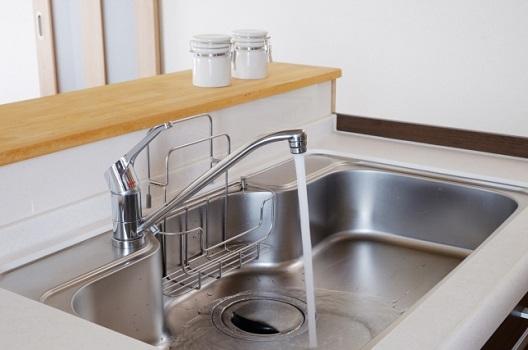 キッチンなどの水回りやペットのトイレを清潔に保つ