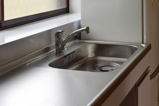 水回りは清潔に保つ