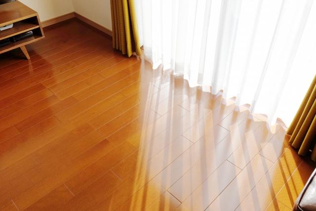 畳や床がフワフワ・ギシギシする